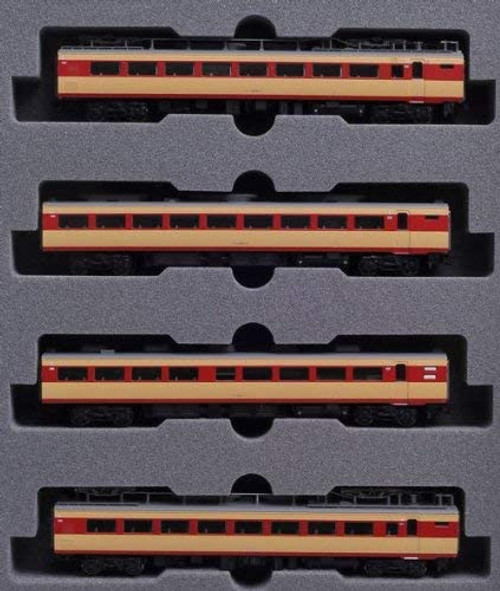 Kato N 10819 JNR 489 Series 4 Car Add-On Set, Noto Express