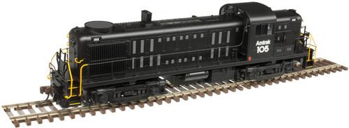 Atlas HO 10003019 Silver Series RS-3 Locomotive, Amtrak #105