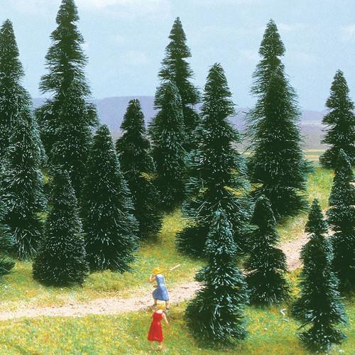 Busch 6503 Pine Trees (10)