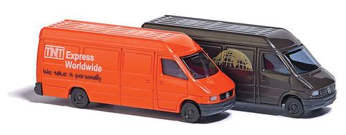 Busch N 8338 Mercedes Benz Sprinter Cargo Van, UPS and TNT