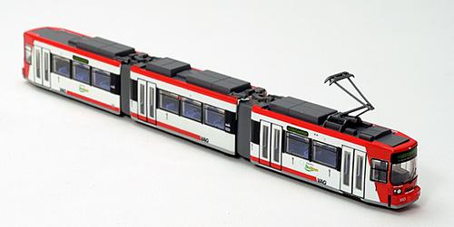 Tomix (TomyTec) N 291572 Type 1000 Unpowered Light Rail Car, Nuremberg Germany