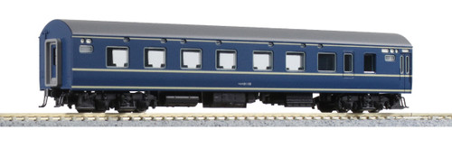 Kato N 5086B Narone 21 Series Coach Car, Blue Train