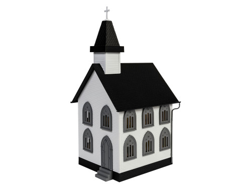 Lionel O 1930440 Built Up Church