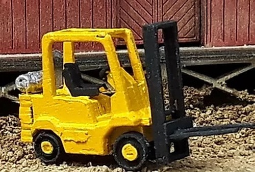 Osborn Model Kits N 3128 Heavy Duty Forklift Kits (2)