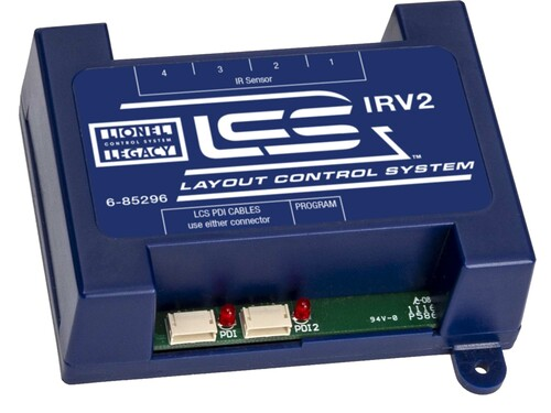 Lionel O 6-85296 LCS SensorTrack 2, IRV2