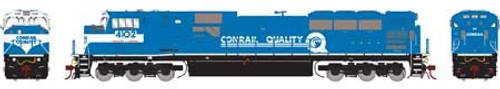 Athearn Genesis HO G27239 SD80MAC, Conrail #4102