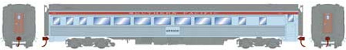 Athearn Genesis HO G97131 77' PS Chair Car, Southern Pacific (General Service) #2200