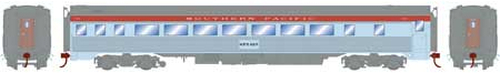 Athearn Genesis HO G97133 77' PS Chair Car, Southern Pacific (General Service) #2425