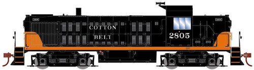 Roundhouse HO 96877 RS3, Cotton Belt (SSW/Halloween) #2809