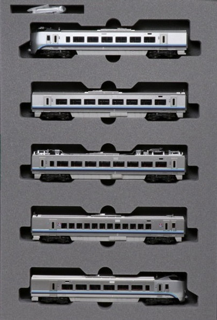 Kato N 101210 JR 789-1000 Series 5 Car Set, Kamui Suzuran