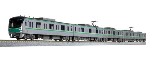 Kato N 101605 16000 Series 5th Car 6-Car Basic Set, Tokyo Metro Chiyoda Line
