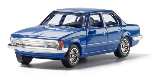 Woodland Scenics HO AS5363 Blue Sedan