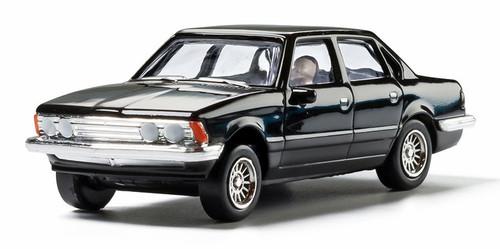 Woodland Scenics HO AS5367 Black Sedan