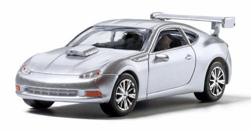 Woodland Scenics HO AS5368 Silver Sports Car
