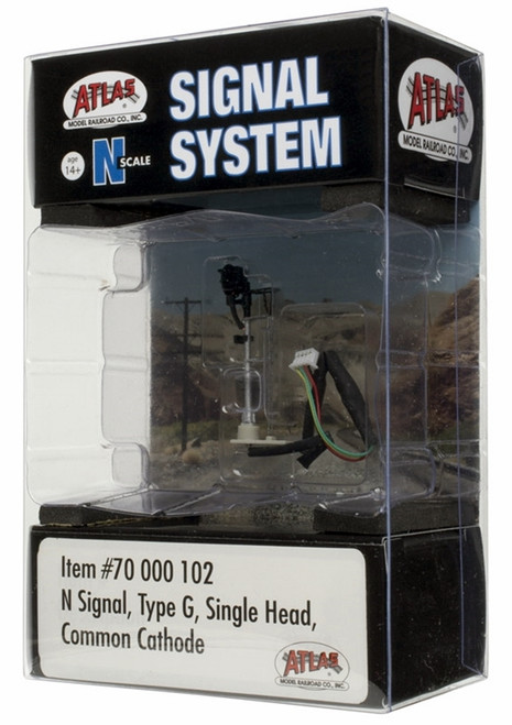 Atlas N 70000102 Signal Type G, Single Head
