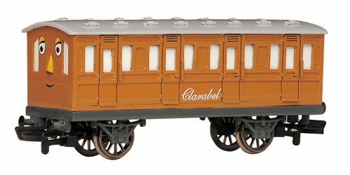 Bachmann N 76095 Clarabel Coach (Thomas & Friends Series)