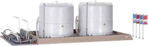 Kibri HO 39832 Fuel Refinery Storage Tanks Kit