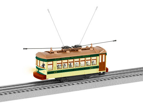 Lionel O 2035020 Trolley, Fort Collins #21
