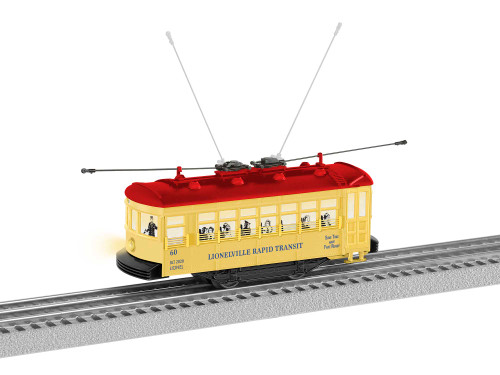 Lionel O 2035050 Trolley, Lionelville #60