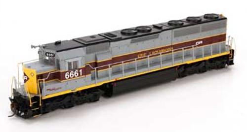 Athearn Genesis HO G86211 SD45-2, Conrail (ex-EL) #6661