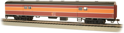 Bachmann HO 14404 72' Smooth Side Baggage Car, Southern Pacific #295
