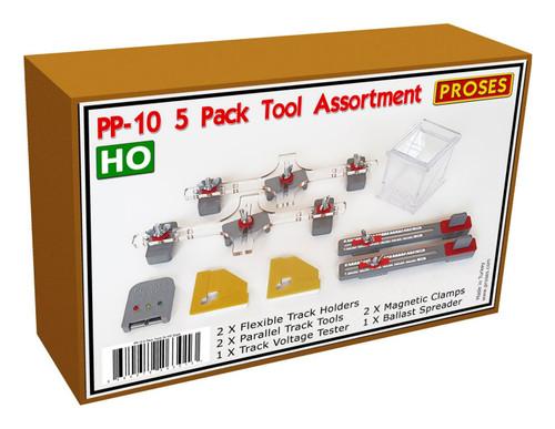 Bachmann HO 39029 Track Laying Tool Assortment