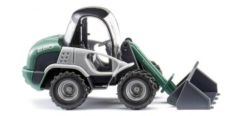 Wiking HO 4006190653053 Kramer 280 Wheel Loader, Green
