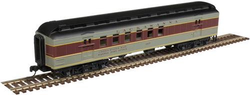 Atlas Trainman N 50005090 60' RPO Car, Lackawanna #1814