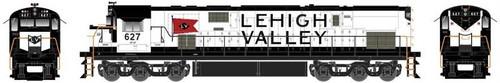 Bowser HO 24717 ALCo C-628, Lehigh Valley #627