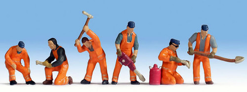 Noch HO 15276 Railway Construction Group (6)