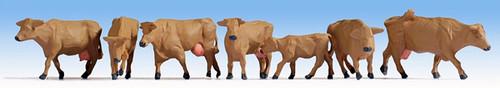 Noch HO 15727 Brown Cows (7)