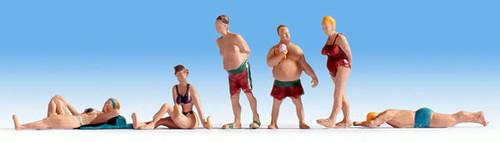 Noch HO 15841 Sun Bathers (6)