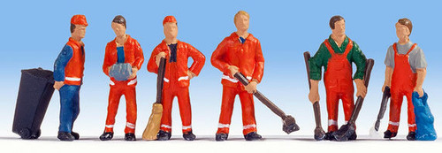 Noch N 36029 City Cleaning Set