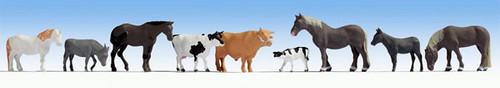 Noch N 36713 Large Farm Animals (9)
