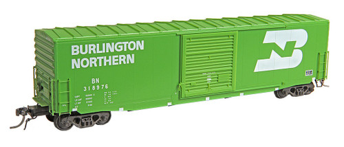 Kadee HO 6415 50' PS-1 Box Car, Burlington Northern #318976