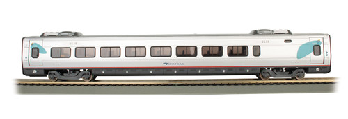 Bachmann HO 89947 Business Quiet Car, Acela Express #3538