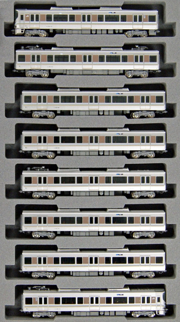Kato N 101439 Series 225-100 Special Rapid Service 8-Car Set, Japan Railway