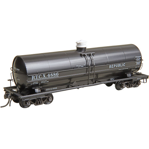Kadee HO 9018 ACF 11,000 Gallon Insulated Tank Car, RTCX #4886
