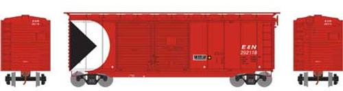 Athearn HO 16052 40' Double Door Box Car, E and N Railway #292118