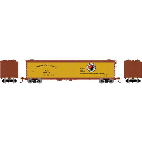 Athearn HO 97944 50' Ice Bunker Reefer, Northern Pacific #94013