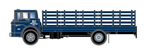 Athearn HO 92048 Ford C Truck with Stake Bed, Ford