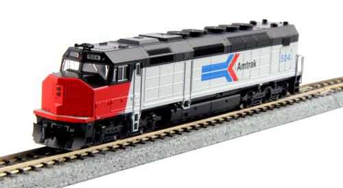 Kato N 1769206-LS SDP40F Diesel, Amtrak #508