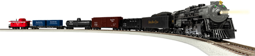 Lionel HO 1951010 Fast Freight Set, Nickel Plate Road