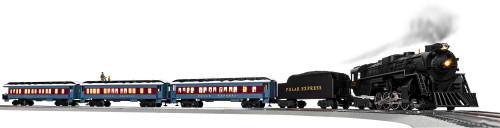 Lionel O 2023140 LionChief Set with Hobo Car, Polar Express