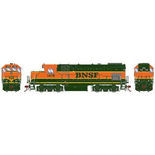 Athearn Genesis HO G13219 GP15-1, Burlington Northern Santa Fe (Heritage 1) #1478
