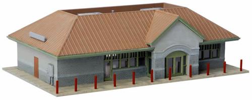 Walthers Cornerstone N 933-3887 Modern Suburban Station Kit