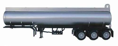 Herpa HO 005353 Elliptical Tanker Tri-Axle Trailer