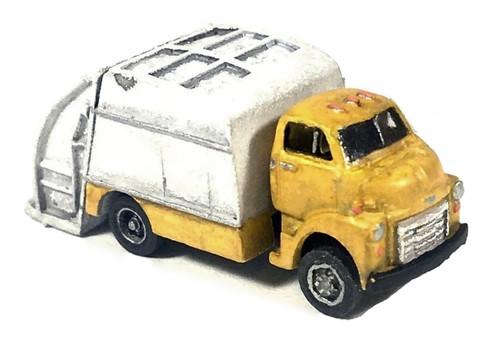 Showcase Miniatures N 36 GMC Garbage Truck Kit