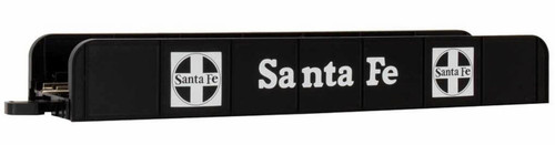 Bachmann HO 44601 Decorated Girder Bridge, Santa Fe