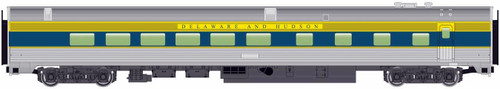 Walthers Mainline HO 910-30164 85' Budd Diner Car, Delaware and Hudson